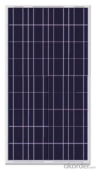 Polycrystal  Photovoltaic (PV) Panel 100W