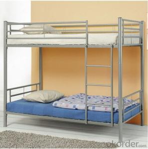 Metal bunk bed,student bed