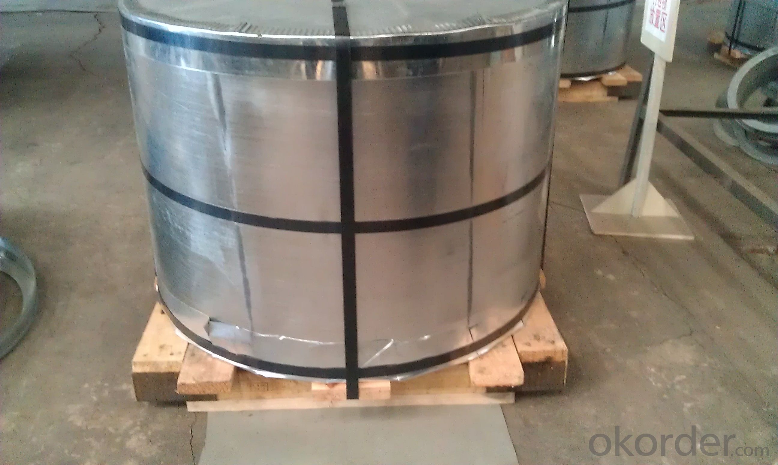 Quality of Tin Free Steel TFS