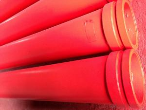 DELIVERY PIPES DN125-6MTR WITHOUT FLANGE