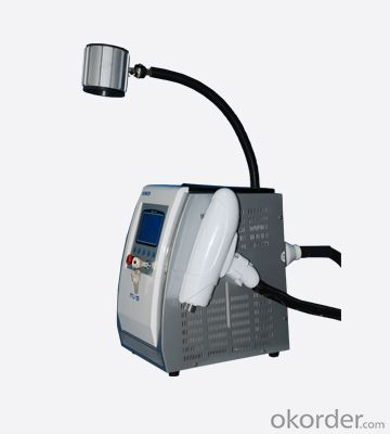 Single Pulse 200mj, YILIYA-MV9 Machine for Healthcare