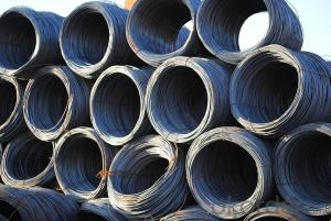 Carbon Steel Wire Rod 7mm