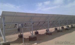 Photovoltaic (PV) After Leaching Zinc Z Steel