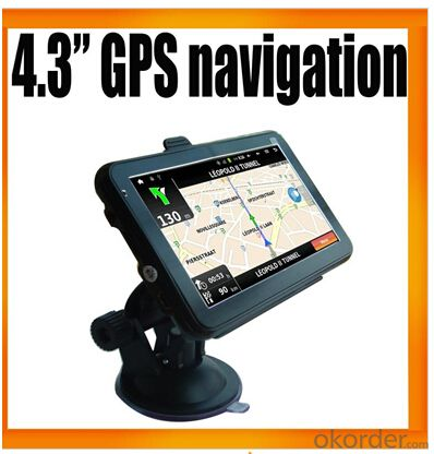 Hot Selling Car Navigation L432