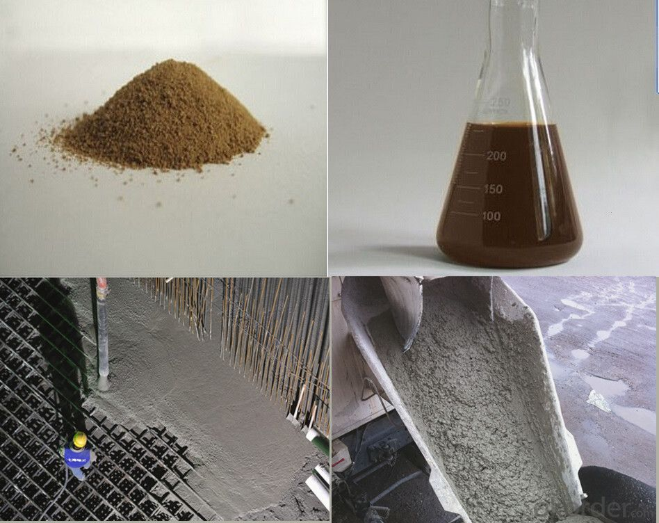 Superplasticizer  Concrete Admixture Powder and Liquid JF-7