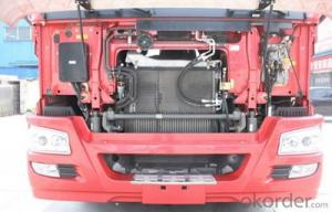 HOWO TRACTOR TRUCK HEAD, 290HP, 4X2
