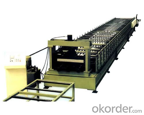 Metal Roof, Garage Door Roll Forming Machine