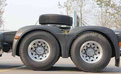 HOWO A7 TRACTOR TRUCK HEAD, 336HP, 6X4