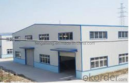 Light Steel Structure Sandwich Panel House