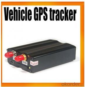 Vehicle GPS Tracker L02