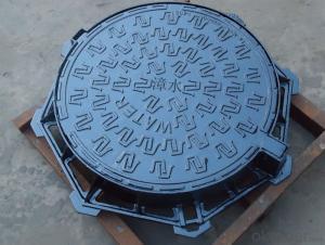 zhangshuimanhole cover