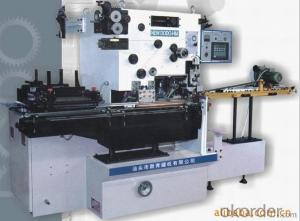 Electric resistance welding machine for big can size