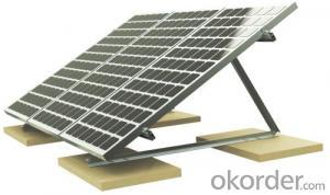 Solar Mounting Fold Tri-bracket system