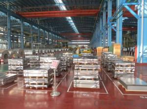 Tinplate for American Market with Bright Surface