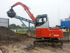 Hydraulic Material handler WZY20-6