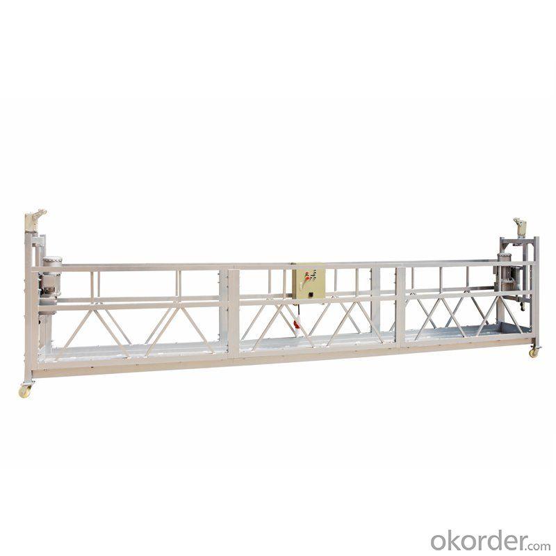 ZLP 630 suspended platform