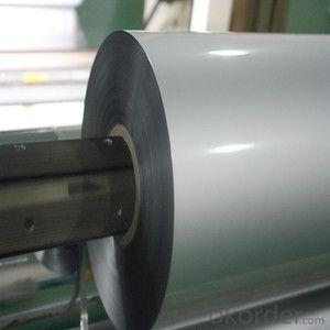 Lamination film polyester with foil