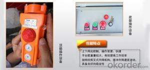 VBANO BRAND FULL ELECTRICAL SCISSOR TYPE WORKING PLATFORM