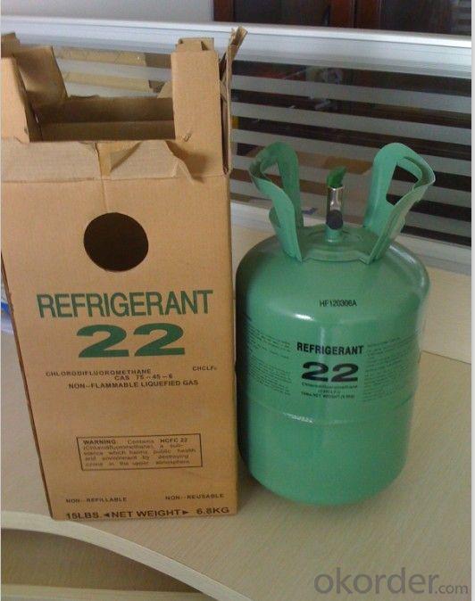 Refrigerant R22 Gas