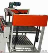 AUTO CUTTING MACHINE FOR METAL CANS