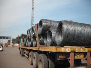Hot rolled wire rod  SAE1008