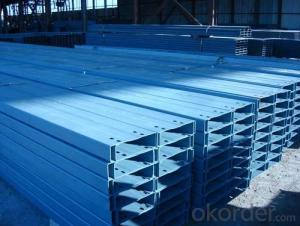 Cold-Rolled C Channel Steel with Good Quality 120*50mm/120*60mm