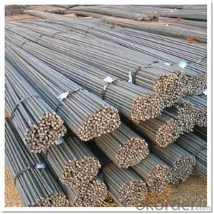 Steel Ribbed Rebar HRB400