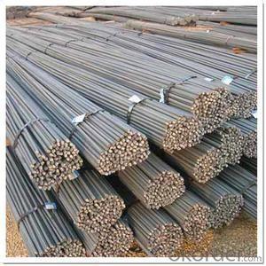 Steel Ribbed Rebar HRB400