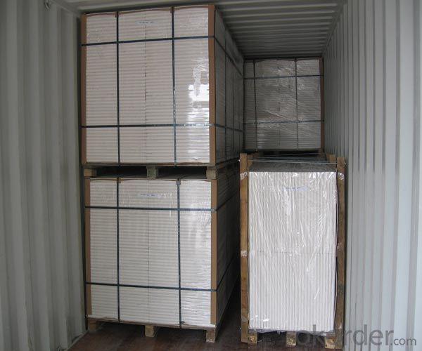 Calcium Silicate Insulation Block Sheet Board