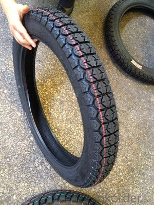 Fair Price Factory Supply 3.00-18 Motorcycle Tyre