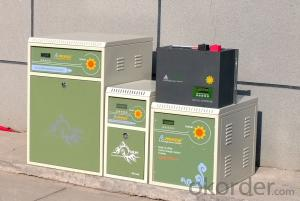 Off Grid Sun Power System Meet 150W Solar Panel