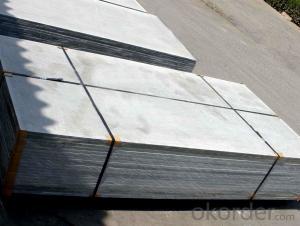 Non-Asbestos Free Fiber Cement Board