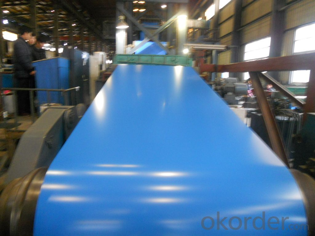 PREPAINTED GALVANIZED STEELCOIL