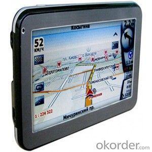 CYL2-2 4.3 inch GPS navigation