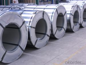 Cold Rolled Coil and Sheets from China Mainland