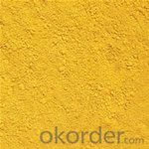 Iron oxide yellow 810