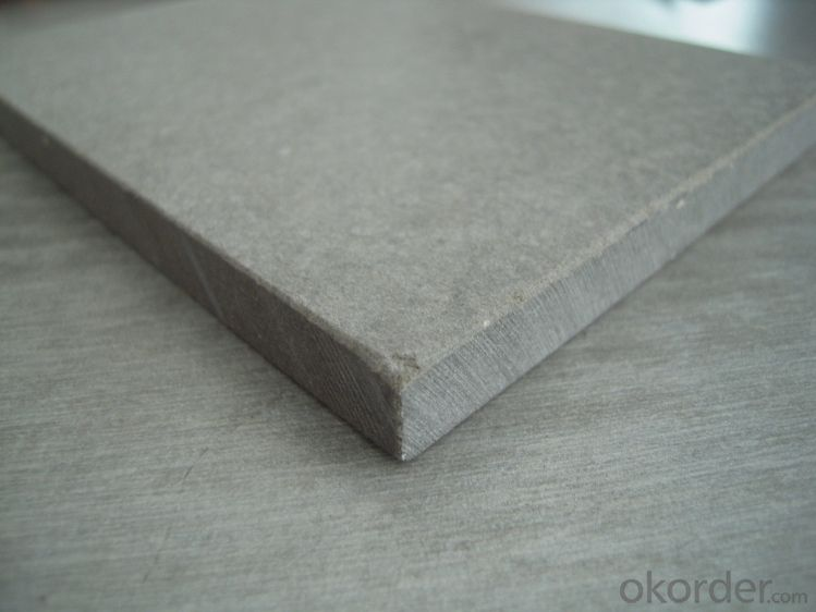 Middle Density  Fiber Cement Board