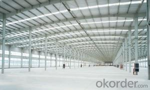 Heavy Steel Structure Worshop or Parking system