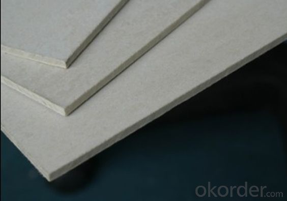 Original Color Calcium Silicate Smart Board for Exterial Cladding