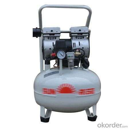 Oilless piston air compressor  SHW-55020