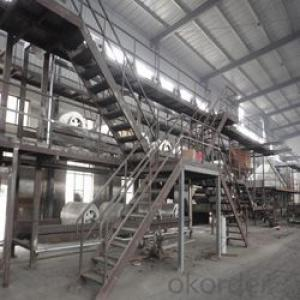 SBS Asphalt Membrane Production Plant