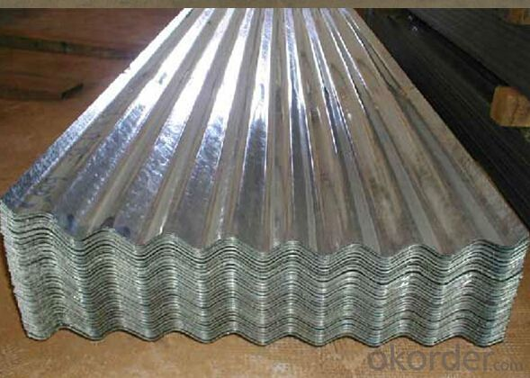Galvalume Corrugated Roofing Sheet