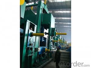 CFOE mill roll forming machine