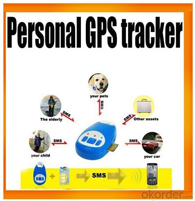 Personal GPS Tracker MT92