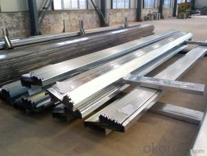 Hot Dip Galvanized Z Steel