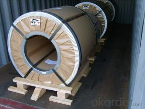 COLD ROLLED STEEL COIL new