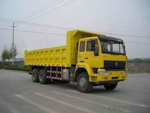 GOLDEN PRINCE DUMP TRUCK 336HP, 6X4, ZZ3251N3641A1