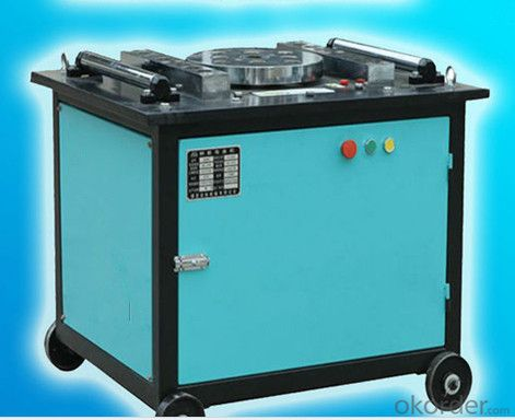 SMALL ROUND BENDING MACHINES 16L