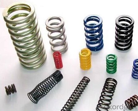 Compression Spring Heavy Duty with Stainless Steel