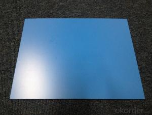PRE-PAINTED ALUZINC STEEL SHEET